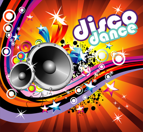 Music Theme Vector The Trend 4