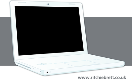 Laptop Notepad