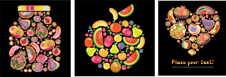 Fruit Compositions