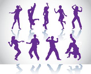 Los vectores bailarines