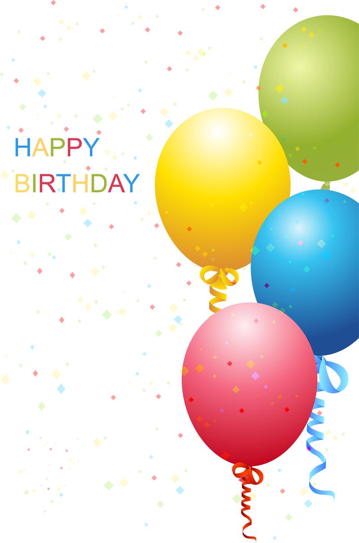 Vector plantilla de cumpleaños - Descargar vector