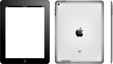 Ipad 2 Vector Apple