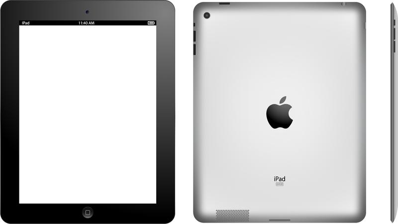 Ipad 2 Apple Vector
