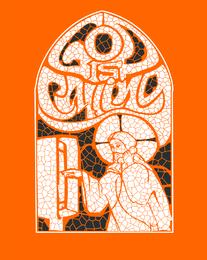Jesús haciendo una llamada