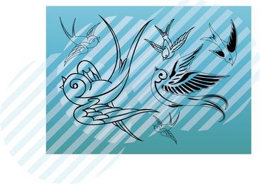 Bird Vector Art