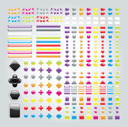 Diseño de formas de botones