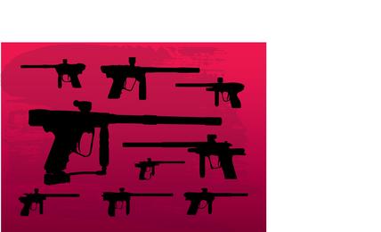 Armas de Paintball