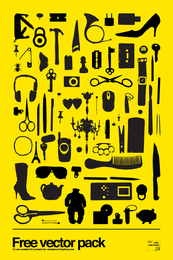 Miscellaneous Objects Vectors