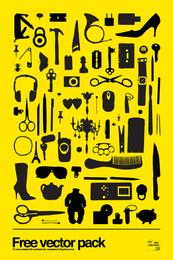 Vetores de objetos diversos