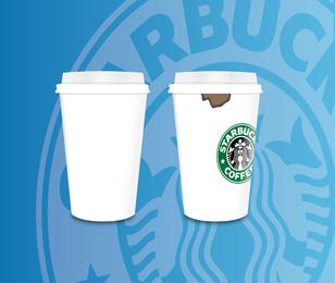 Xícaras de café reutilizáveis