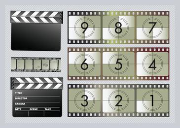 Gráficos do filme