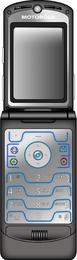 Opened Motorola Vector