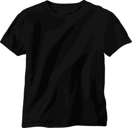 Black Vector T Shirt