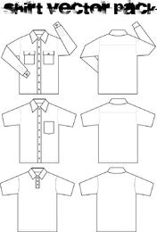Cyrusshirt Vector Pack