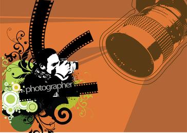 Photographer background