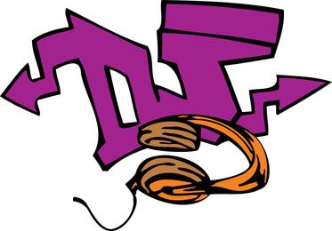 150 Graffiti Vector Symbols