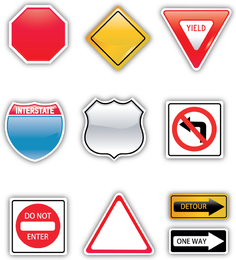 Road Signs 4