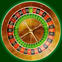 Roulette Vector