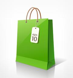 Shopping Bags 02 Vector
