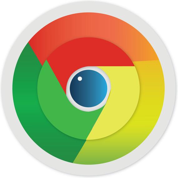 free vector cute google chrome icon vector download rh vexels com