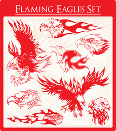 Eagle 02 Vector