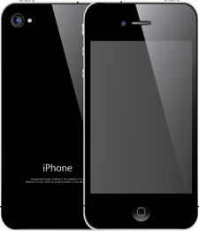 Iphone 4 Vector