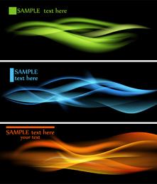 Dynamic Flow Line 01 Vector