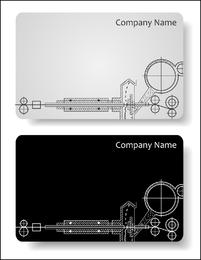 Figura de maquinaria de construcción vectorial