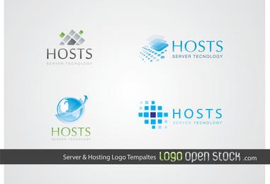 Server Hosting Templates