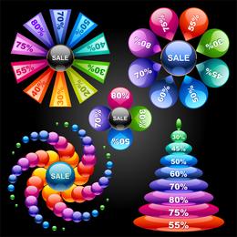 Figura 02 Vector Brilhante Estatística