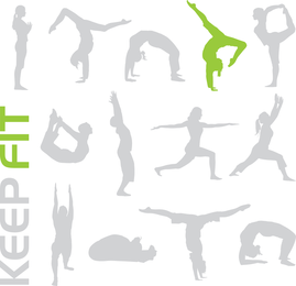 Free Keep Fit Vectors Give Your Designs A Workout