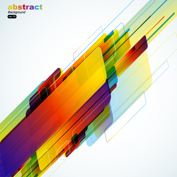 Technology Trend Of Dynamic Effects Vector