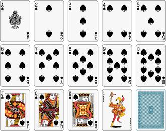 Poker 04 Vector