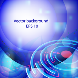 Colorful Maze Vector