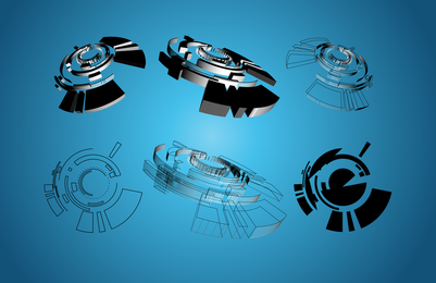 3d Shapes Graphics