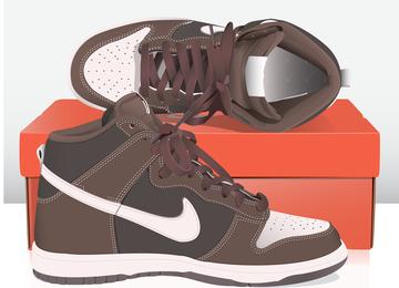 Nike Basket-Schuhe