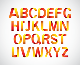 Simple Letter Number U0026amp Vector