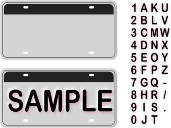 Font Design Series 40 Vector