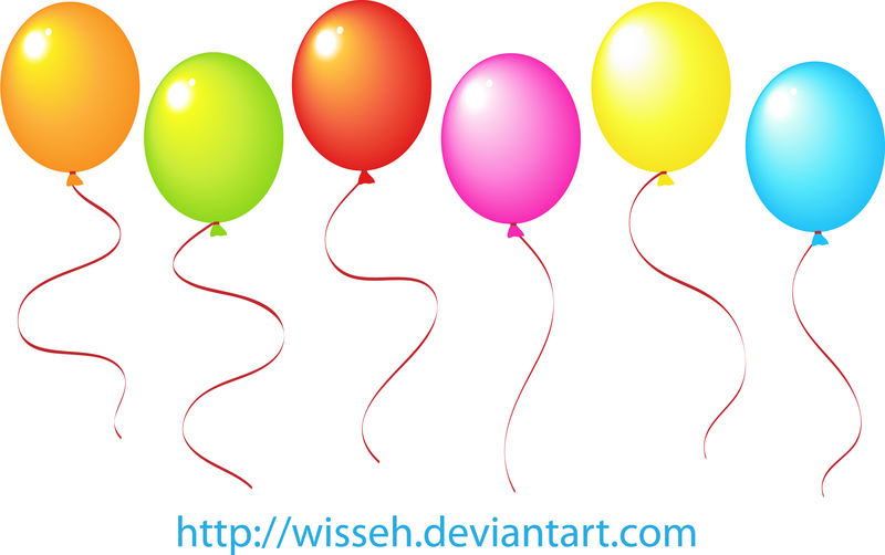 Balloons 2 - Vector download