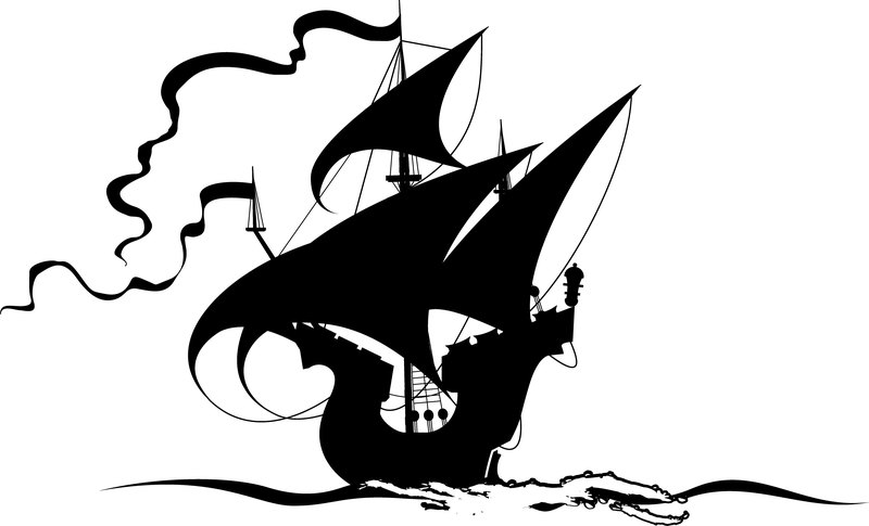 Sailing Theme Vector