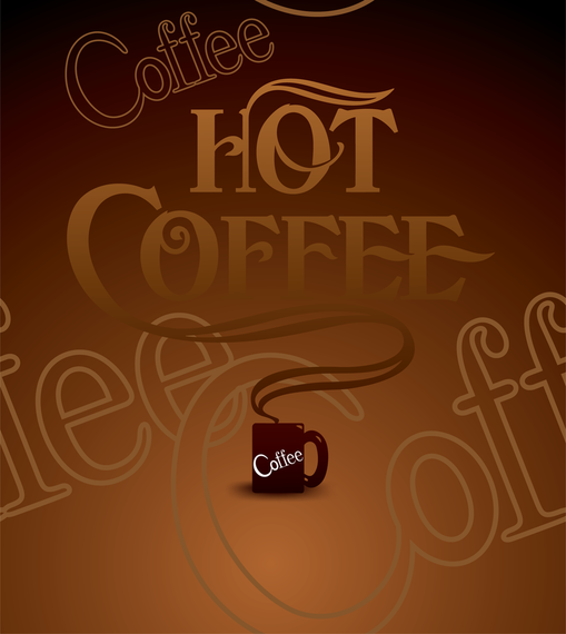 Vector coffee poster baixar vector vector coffee poster reheart Image collections