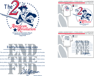 2º conjunto da Revolução Americana
