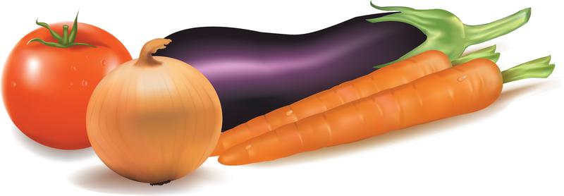 Vegetables Vector 3