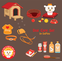 Dog Care set