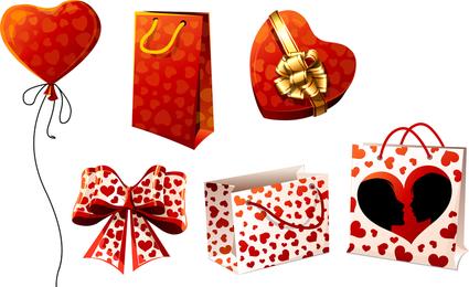 Caja de regalo de vector 2