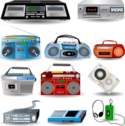 Appliance Center Vector