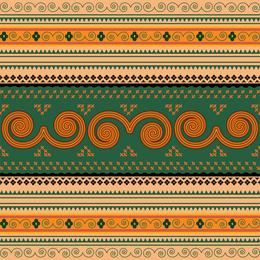European Classical Border Vector