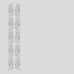 Clásico chino Auspicioso decoraciones Vector