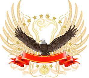 Adler-Vektor-Thema