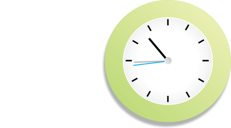 Clock Vector 3